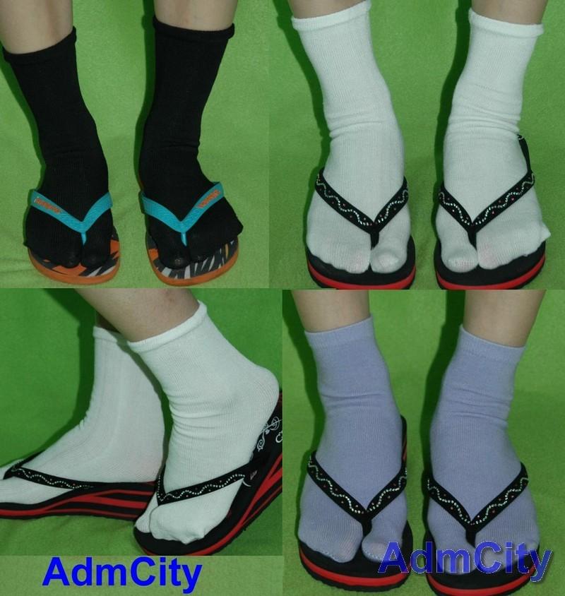 日本夾腳襪忍者襪兩指襪 交換禮物趣味選擇
