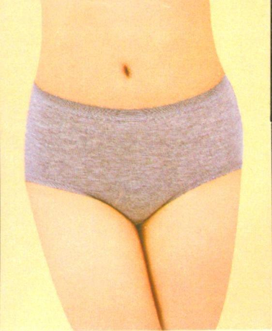 超彈性 spandex 低腰 聚酯 超彈性 spandex 覆蓋全臀的內褲.