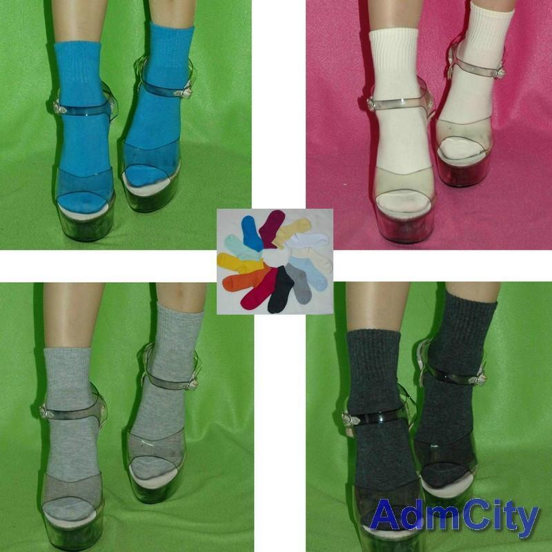 彩色短襪, 1雙裝 . 請直接選顏色, 適合多樣搭配喔